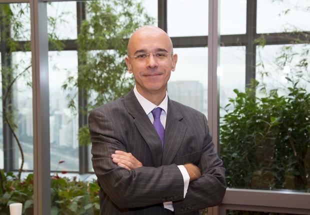 Sergio Rial, presidente do Santander Brasil (Foto: Divulgação)