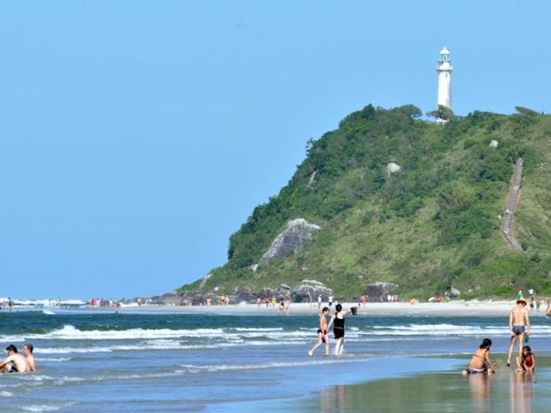 As praias da Ilha do Mel são muito procuradas pelos turistas (Foto: Priscila Forone/Sebrae)