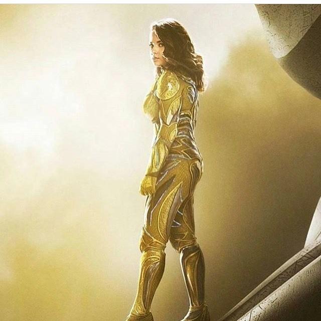 Power Rangers: Trini será heroína lésbica! (Foto: Reprodução/Instagram)