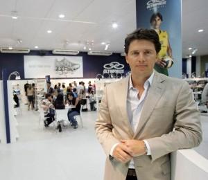 6d290ec29 Pedro Grendene Bartelle Filho, diretor presidente da Vulcabras/Azaleia  (Foto: Divulgação)