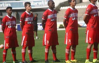 """Estreando pela equipe sub-20 do CRB, Altair garante: """"Estou muito feliz"""""""