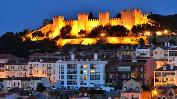 Castelo de So Jorge (Foto: Divulgao)