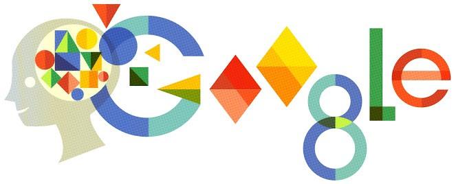 119º aniversário de Anna Freud é celebrado em Doodle do Google (Foto: Reprodução/Google)