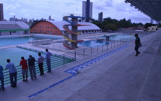 Parque Aquático da Vila Olímpica Ronaldo Marinho