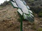 James Cameron, de 'Avatar', cria painéis solares em forma de girassol