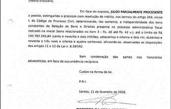 Justiça Federal mantém bloqueio de R$ 193 milhões de Neymar e família