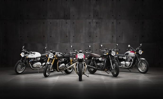 Triumph Bonneville: nova geração