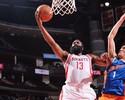 Nenê tem boa atuação, e Rockets batem chineses pela pré-temporada