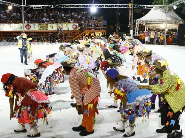 Apresentação será no Portal da Amazônia em 2013. Nos anos anteriores, disputa era na praça Waldemar Henrique (Foto: Thiago Gomes / O Liberal)