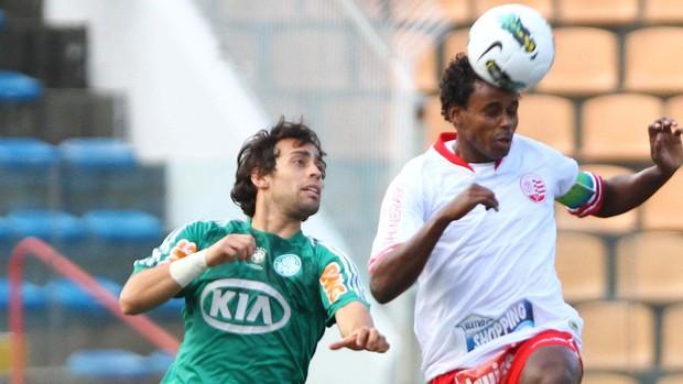 Valdivia Palmeiras x Náutico (Foto: Roberto Vazquez / Futura Press)