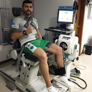 Deurick Manaus FC Amazonas (Foto: Emanuel Mendes Siqueira)
