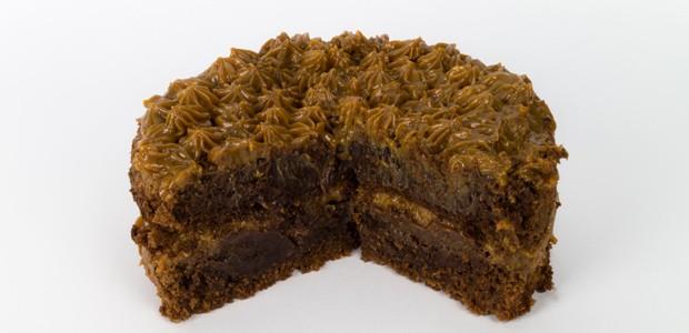 Brownie Cake meio amargo (Foto: Divulgação)