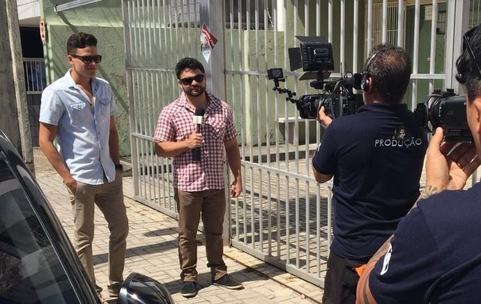 Marcos Lessa foi revelado na 2ª edição do The Voice Brasil. (Foto: Aninha Macedo)
