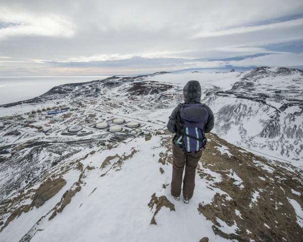Mulheres na Antártida: projeto quer divulgar informações sobre cientistas da região (Foto: Getty Images)