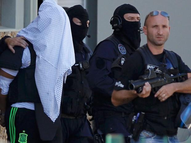 Yassin Salhi, que decapitou chefe na França (Foto: Reuters)