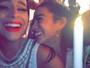 Bruna Marquezine e Sasha mostram a diversão do réveillon em St. Barth