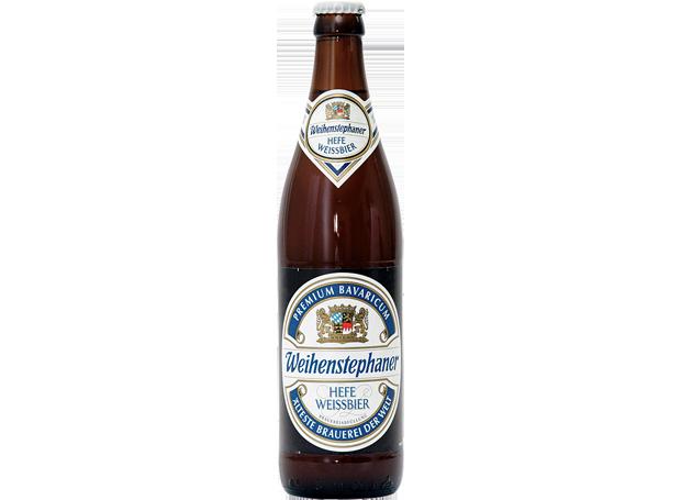 Cerveja Weihenstephaner Hefe Weissbier (Foto: Divulgação)