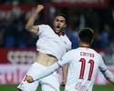Sevilla segura pressão, vence Athletic Bilbao e segue brigando na ponta