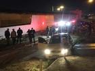 Homem é assassinado a tiros dentro de carro em João Pessoa