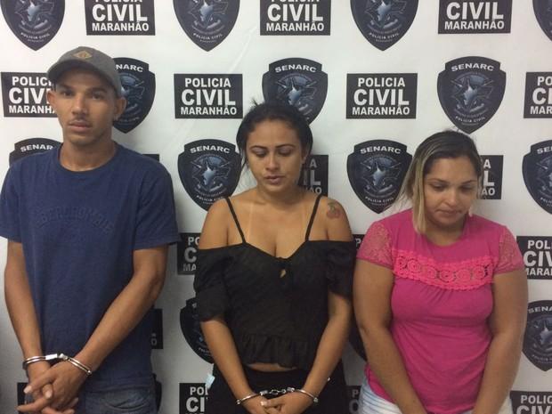 Suspeitos responderão por Tráfico Interestadual de Drogas e Associação para Tráfico (Foto: Divulgação/Senarc)