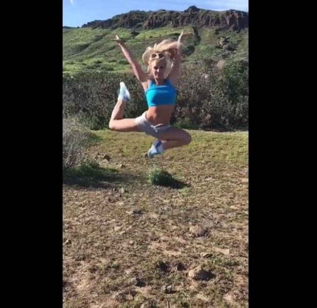 Britney Spears (Foto: Instagram / Reprodução)