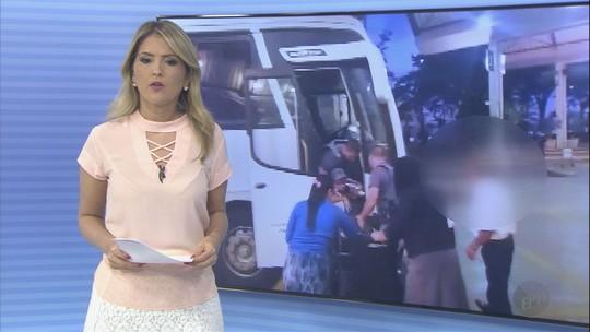 Resultado de imagem para Cadeirante aciona PM após motorista de ônibus se negar a transportá-lo em Franca