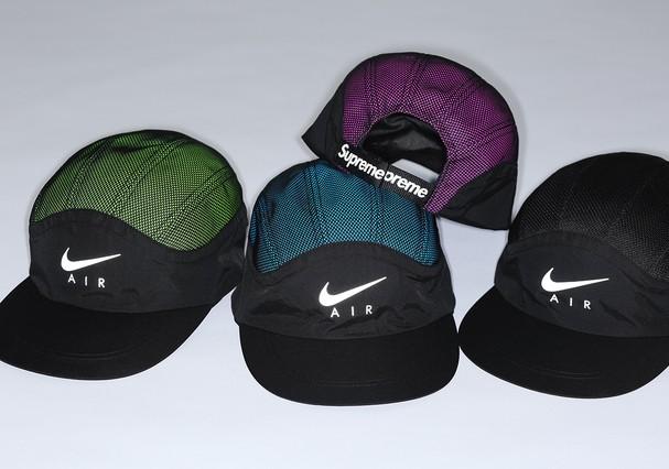 Parceria da Nike com a Supreme (Foto: Divulgação)