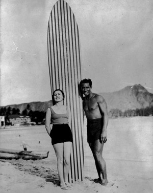 Duke Kahanamoku (Foto: Getty Images)