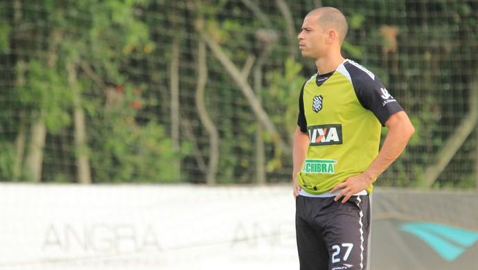Rivaldo Figueirense (Foto: Luiz Henrique/Figueirense FC)