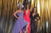 Famosos capricham nos looks em Baile de Gala da 'Vogue'
