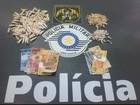 Dois adolescentes são detidos com drogas na Vila Guarani em São José