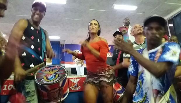 Gracyanne Barbosa (Foto: Divulgação)