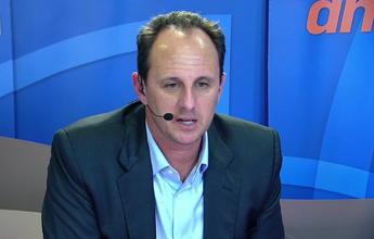 Ceni admite que não esperava tanta dificuldade como técnico do São Paulo