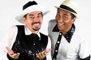 Dupla de humoristas Nico e Lau (Foto: Assessoria/Nico e Lau)