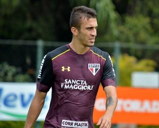 João Schmidt  São Paulo (Foto: Site Oficial do São Paulo/Divulgação)