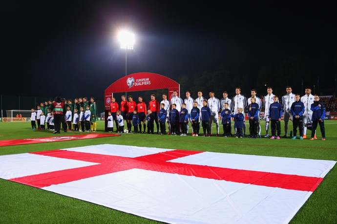 Inglaterra Lituânia (Foto: Getty Images)