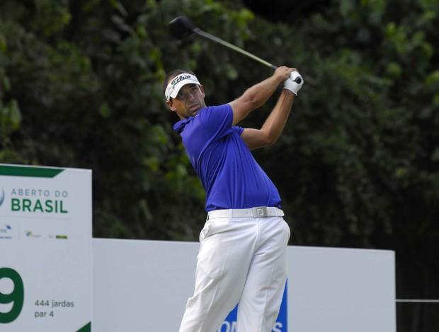 Rafael Campos golfe Aberto de Golfe (Foto: Zeca Resendes/CBG)