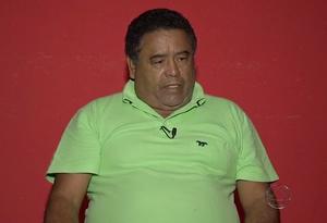 Técnico Baianinho (Foto: Reprodução/TV Morena)