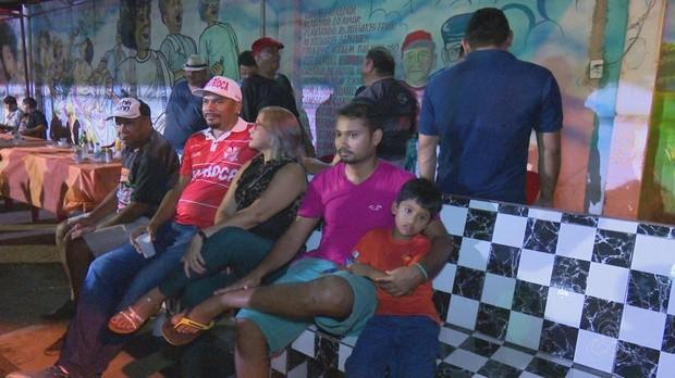 banco da amizade, amapá tv, festa de 45 anos (Foto: Amapá TV)