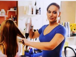 Guarapari, no Espírito Santo, oferece emprego para cabeleireiros. (Foto: Nestor Müller/ Secom)