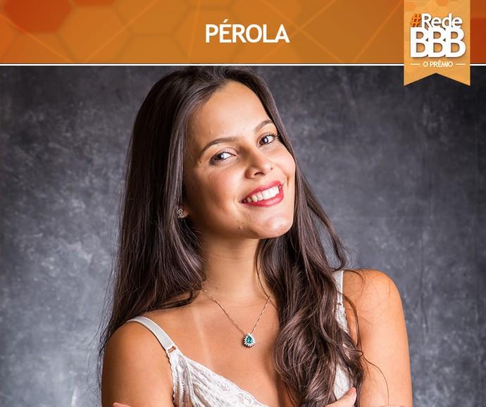 A pérola de Emilly foi eleita a melhor do BBB17 (Foto: Gshow)