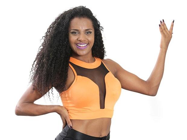 Tarine dos Santos Lopes, 25 anos, dançarina e professora, 1,68 m (Foto: José Cordeiro/SPTuris/Divulgação)