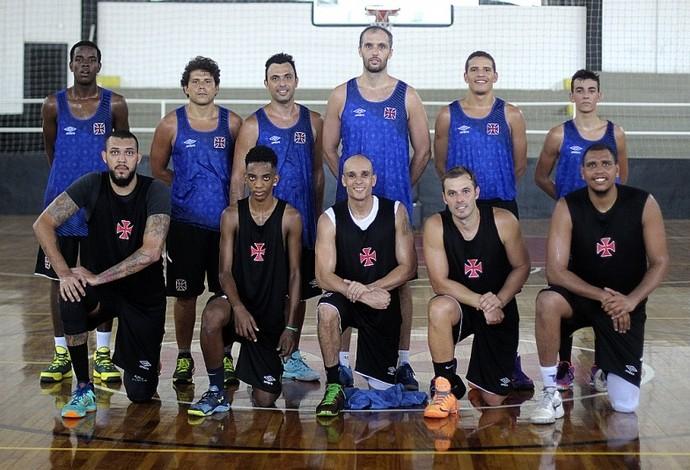 Vasco - basquete (Foto: Divulgação)