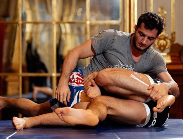 MMA - Gegard Mousasi (Foto: Reprodução/Facebook)