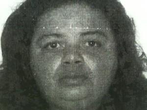 Kati Giane é suspeita e está foragida (Foto: Divulgação/Polícia Civil)