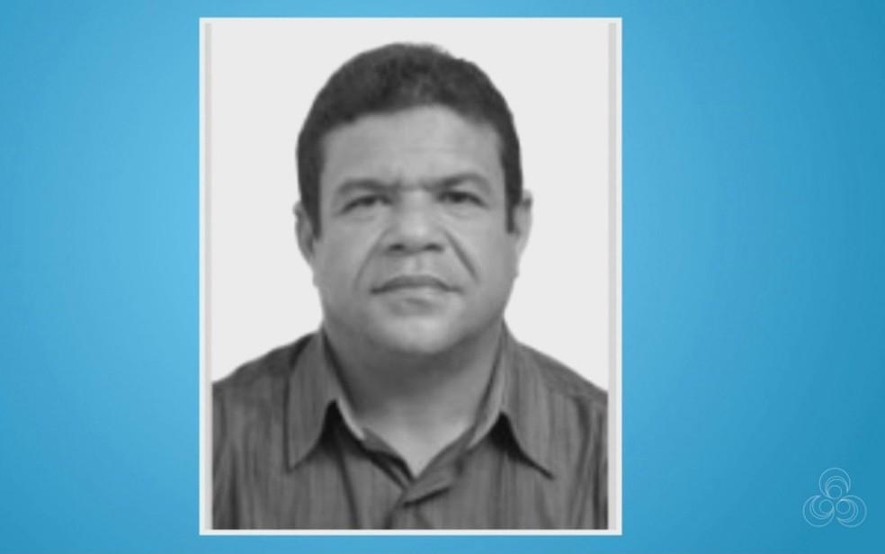 José Adelmo Alves dos Santos, acusado de matar colega dentro de Comando da PM   (Foto: Rede Amazônica Acre)