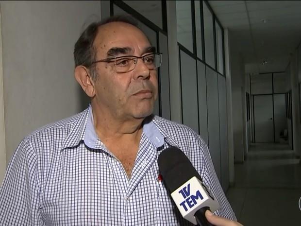Comissão investiga diversas irregularidades de Santelmo Xavier Sobrinho (Foto: Reprodução/TV TEM)