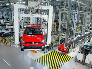 Volkswagen corta 800 funcionários de fábrica em São Bernardo do Campo (Foto: Divulgação)