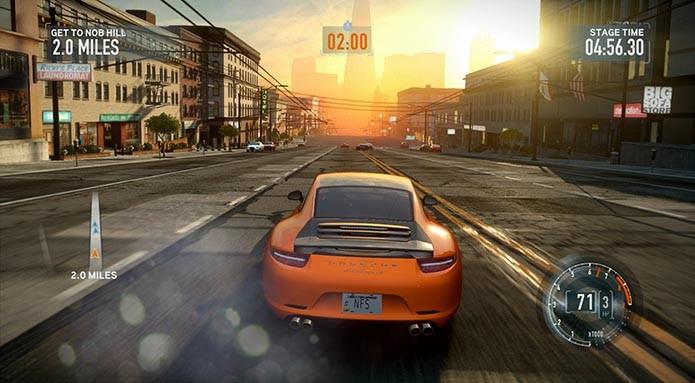 Need for Speed: The Run (Foto: Divulgação)