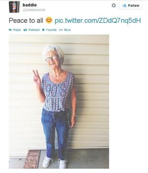 Paz para todos (Foto: Reprodução)